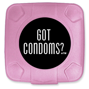 GOT CONDOMS? Condom Pal™ Color Assortment