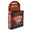 Beyond Seven Ultra Thin Condoms 3ct box