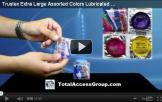 Trustex Extra Large Assorted Colors Lub Condom Review