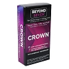 Crown Lubricated Condoms<br>12ct box (bundle of 6 x 12ct)<br> Exp Date 12-2018