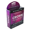 DISCONTINUED Crown Lubricated Condoms 36ct