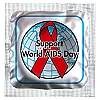 World AIDS Day Condoms  (Dec. 1)