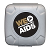 """Greater Than AIDS"" Condom Pal™ Assortment with GTA black/gold theme label (50/box)"