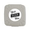 Custom Printed<br>Condom Pal<br>Pearl Silver<br>Online Design Tool