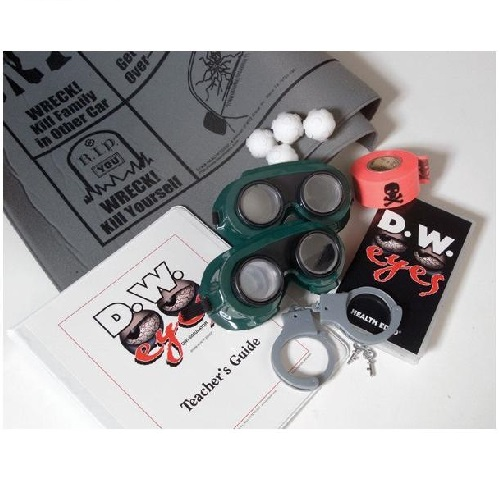 D.W.Eyes™ Game Kit (with goggles)