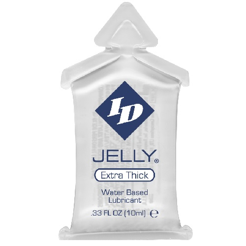 ID Jelly Lubricant 10ml Pillows Case
