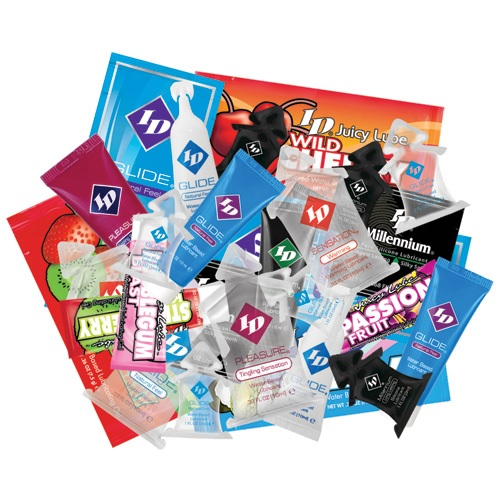 ID Lubricants Assortment Sampler 144/box