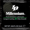 ID Millennium Silicone Lubricant 2ml Foils (500/case)<br>WEB SPECIAL FOR NON-PROFIT AND GOV BUYERS ONLY
