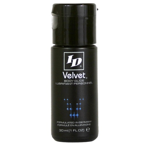 I-D Velvet Silicone Lubricant 30ml Bottle (24/case)
