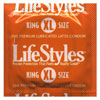 LifeStyles King Size XL Condoms