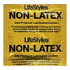 Lifestyles NON-LATEX Polyisoprene (252 Tray)