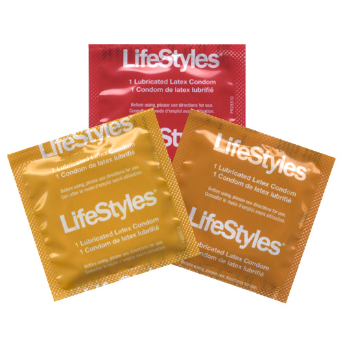 LifeStyles Luscious Flavor Condoms<br>(1008/case)