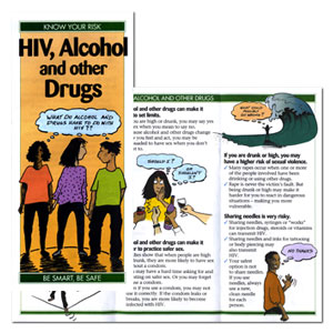 HIV, Alcohol, & other Drugs