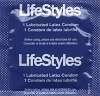 LifeStyles Extra Strength Condoms<br>NOW $65!