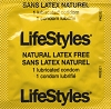 Lifestyles NON-LATEX Polyisoprene (125/ bag)