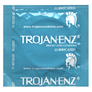 Trojan Enz Condoms<br>(1000/case)