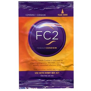 FC2 Female Condom (1,000/ CASE)