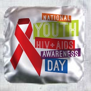 National Youth HIV/AIDS Awareness Day Condoms (April 10)