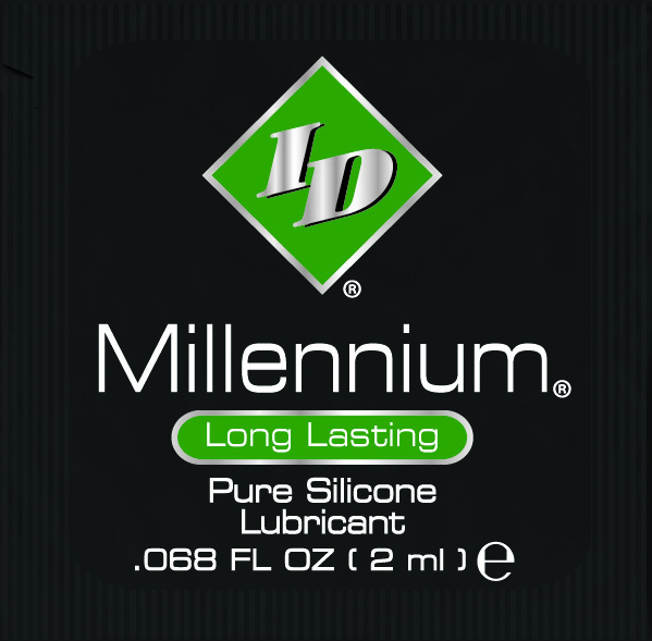 ID Millennium 2ml Foils (144/bag)