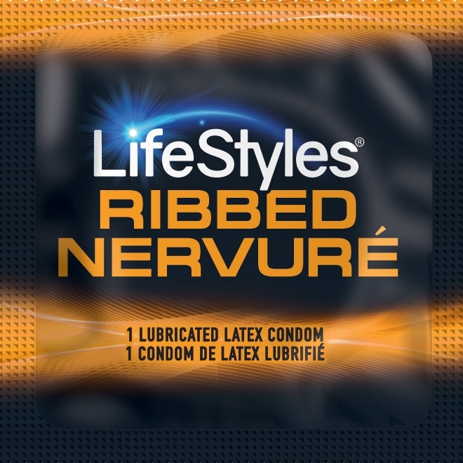 LifeStyles Ribbed Pleasure Condoms<br>NOW $65!