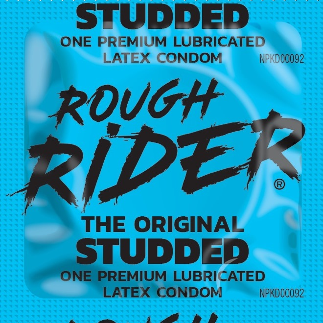 LifeStyles Rough Rider Condoms<br>(1008/case)
