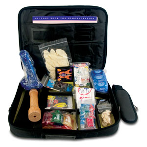 'WE'VE GOT YOU COVERED' Safer Sex Educator Kit