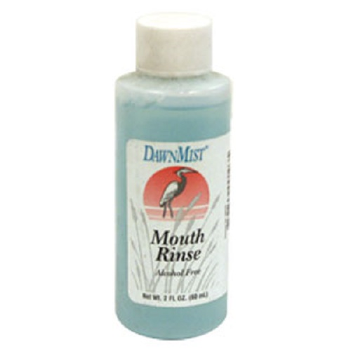 Mouthwash 2oz Bottle