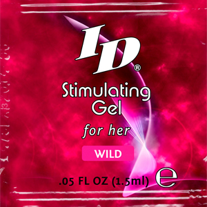 ID Stimulating Gel for her<br>2ml foil (500/case)<br>EXP DATE 04/2021<br>Limited Qty Avail.