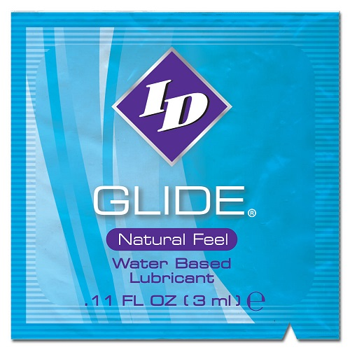 ID Glide Personal Lubricant 3ml Foils<br>(1000/case)