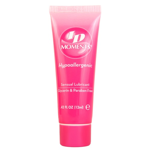 ID Moments Hypoallergenic 12ml Resealable Tube (72 tubes)