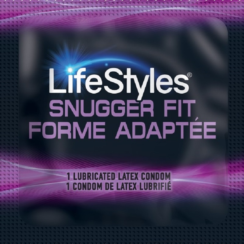 LifeStyles Snugger Fit Condoms<br>(1008/case)