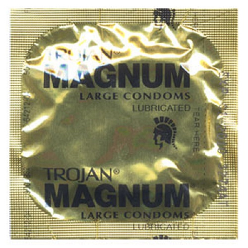 Trojan Magnum Condoms<br>(1000/case)