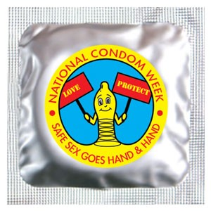 National Condom Week Condoms (Feb. 14-21)