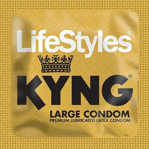 LifeStyles KYNG<br>Condoms<br>(1008/case)