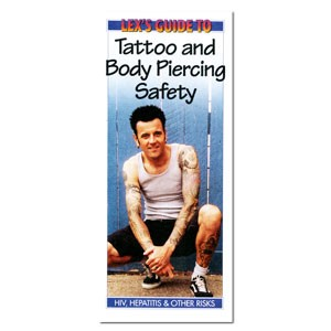 Lex's Guide to Tattoo and Body Piercing Safety