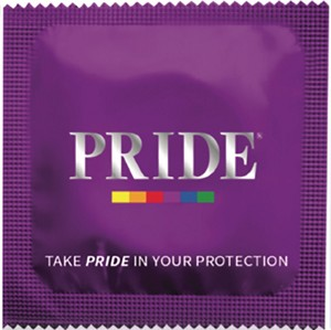 PRIDE XL Feather Thin Condoms <br>(12 x 12ct/case =144 pcs)<br>Not Available