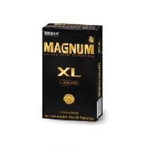 Trojan Magnum XL Condoms (12 Packs)